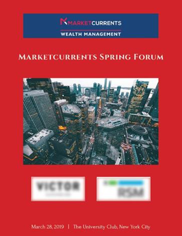 MarketCurrents Spring Edition 2019
