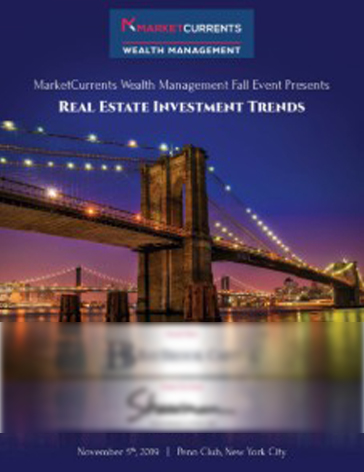 Real Estate Investment Trends Fall 2019 Edition