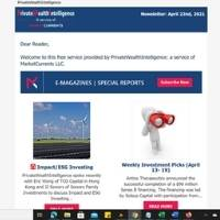Newsletter, 2021 – Vol 04