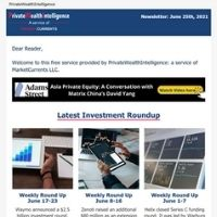 Newsletter, 2021 – Vol 07